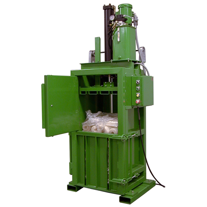 Cheap Price Automatic Used Paper Baling Machine