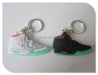 3d Yeezy Basketball Shoe Design Keychains - Buy Shoe Keychains ...