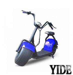 hot sale citycoco e scooter 500W or 800W motor/electric scooter motorcycle