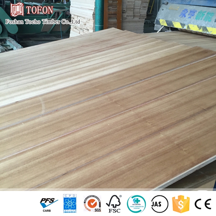 Forest wood flooring plywood thailand timber for decking