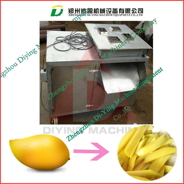 Commercial fruit Mango peeler slicer/ Mango peeling machine / Mango splitter machine