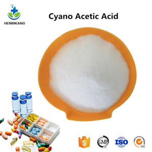 98% powder cyanoacetic acid CAS 372-09-8 Cyano Acetic Acid