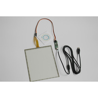 The Best and cheapest 10.4 inch 5 wire resistive touch screen used lcd monitors
