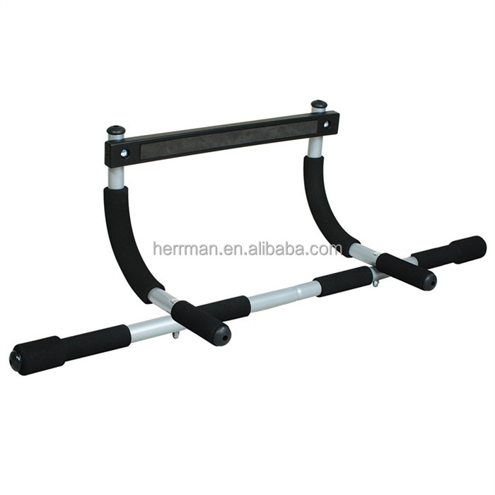 (HERRMAN)mounted pull up bar,outdoor pull up bar,door gym pull up bar