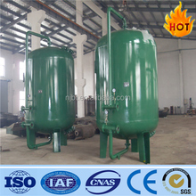 Activated carbon/ sand/ multimedia filter tank price in water pretreatment system