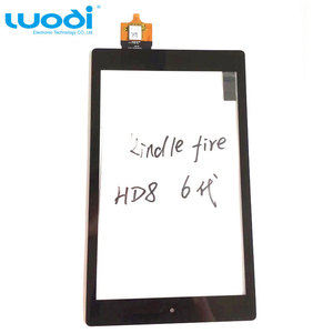 Replacement Touch Screen Digitizer for Amazon Kindle Fire HD 8 PR53DC 6th Gen