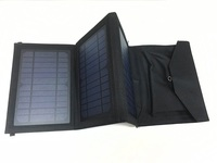 Folding solar bag 2016 new arrival solar panel hot selling product for mobile phone