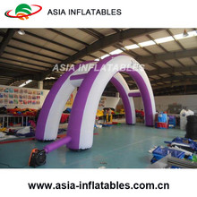 Waterproof PVC Tarpaulin or PVC Vinyl Inflatable Arch For Events