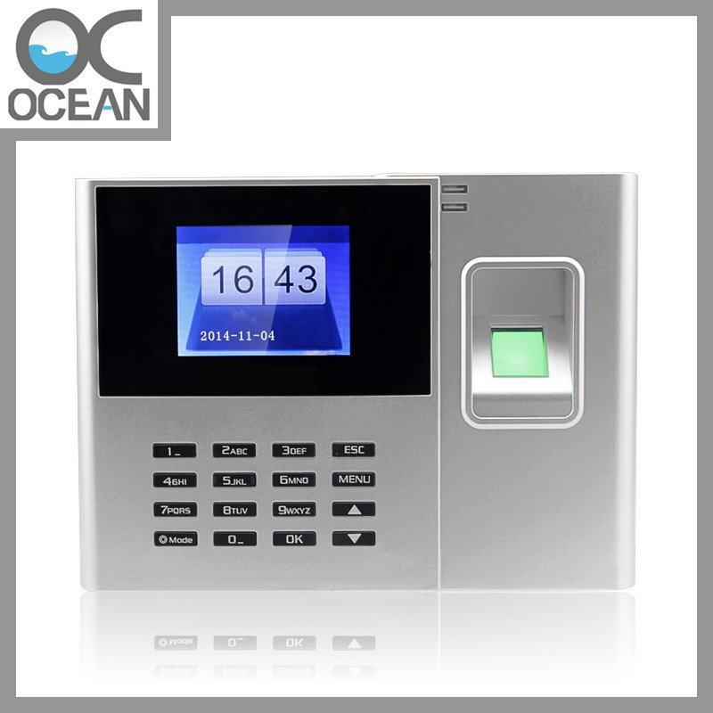 Ocean OC010 Fingerprint Time Attendance Biometric Device Price