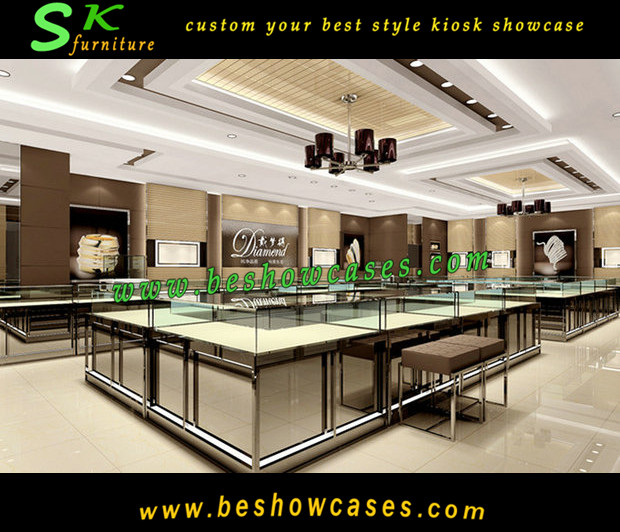 Sunglasses Kiosk For  modern watch display showcase sunglasses display kiosk jewelry