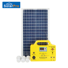 High power high quality long life handy mini solar home system