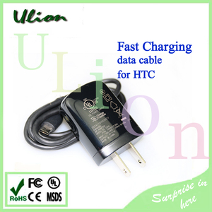 Genuine for HTC 10 lifestyle Fast original Charger 2A with Micro USB Cable