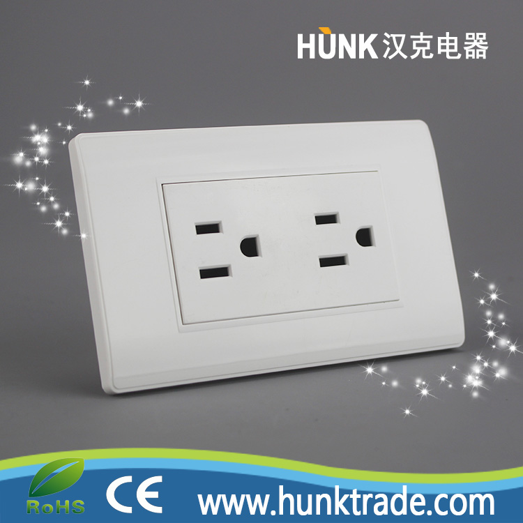Double 15a Switch Socket, Double 15a Switch Socket Suppliers and ...