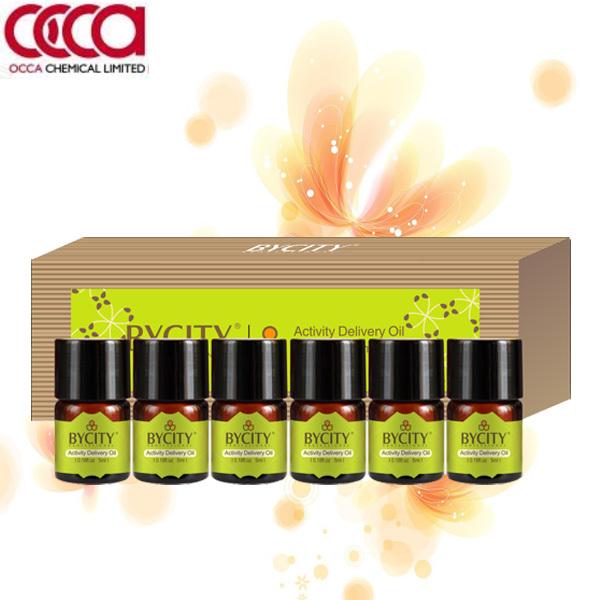 OEM private label glass bottle argan oil for hair