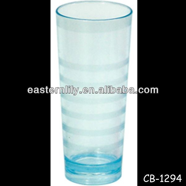 Polycarbonate Plastic PC Tritan Long drink,Highball,Juice,Water,Beer/Cup/Glass