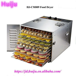 Commercial fruit dehydrator/food vacuum dehydrator/food freeze dryer HJ-CM009