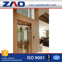 Unique Design Small Villa Passenger Lift Electric Elevator Home