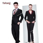 high quality hot sell Latest cheap stylish teachers hotel uniform for women