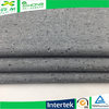 China textile Y/D cotton polyester grey neps chambray fabric