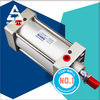 CHSENTE Pneumatic Actuator Double Acting SC Series Standard Air Cylinder