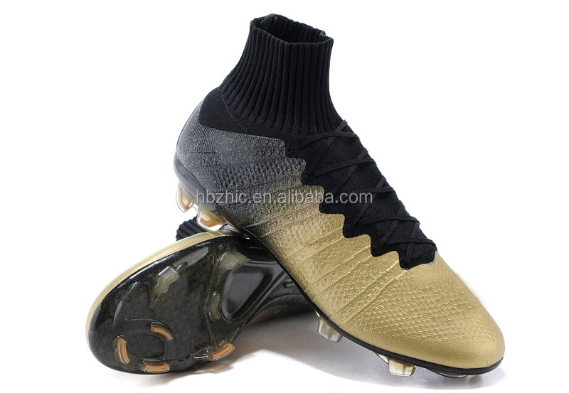 Men's Outdoor Soccer Shoes Fashionable Football Shoes Name Brand ...