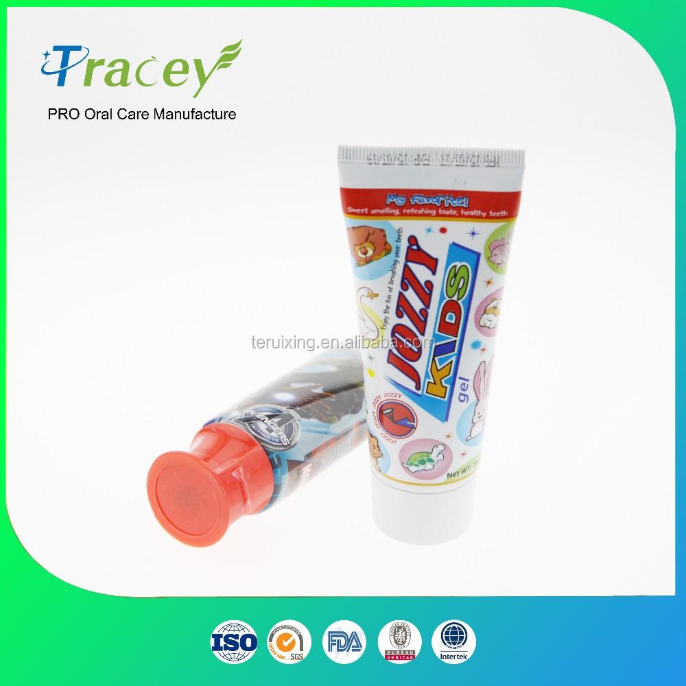 75g Anak Smp Bayi Rasa Buah Gel Pasta Gigi Buy Childrens Tooth Paste
