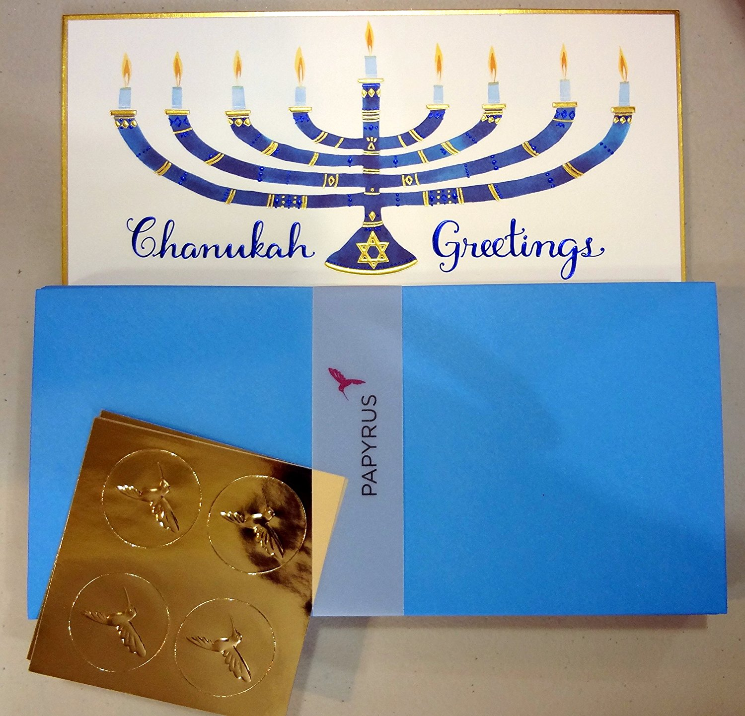 Cheap cards papyrus find cards papyrus deals on line at alibaba get quotations papyrus chanukah greeting cards set of 16 kristyandbryce Gallery