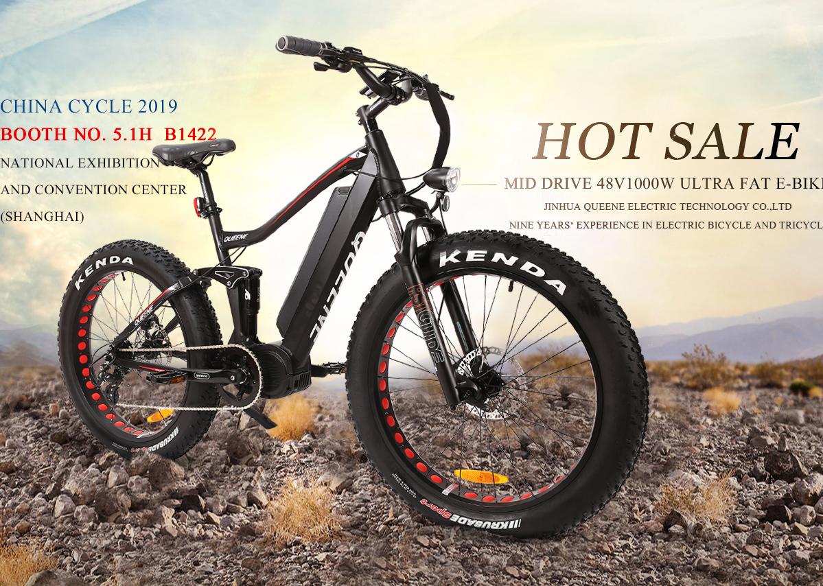 Jinhua Queene Electric Technology Co Ltd Bicycle Trike