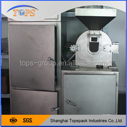industrial coffee pigment grinding machine