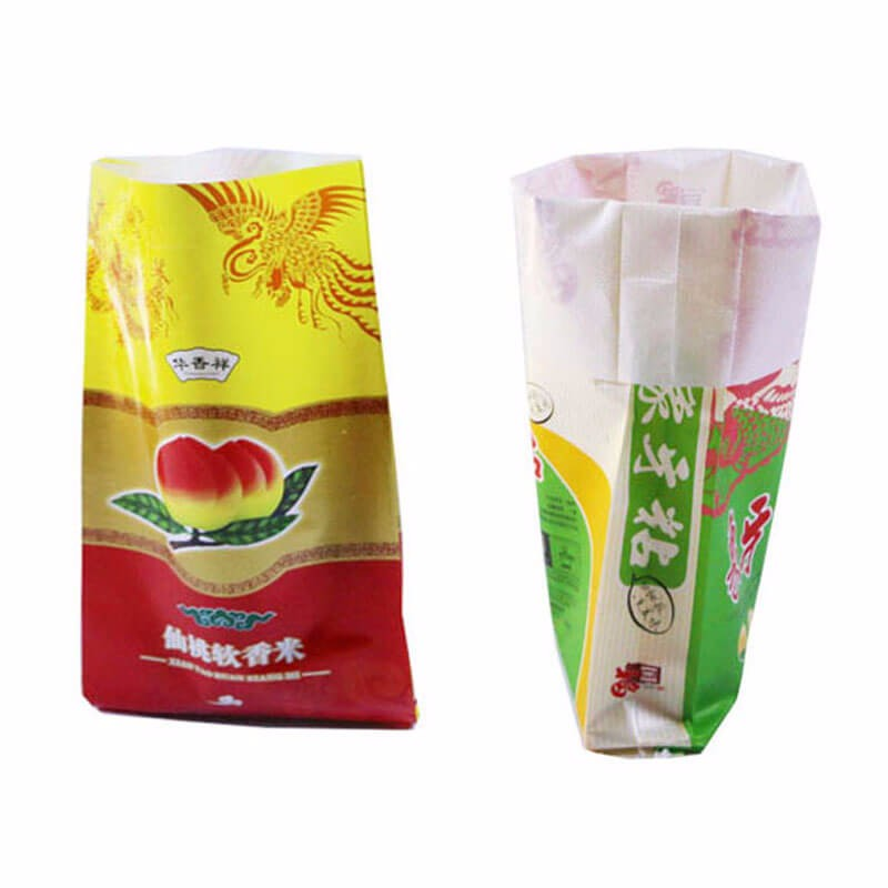 Rice Flour <strong>Grain</strong> Corn Bag 50 kg , PP Woven Bag polypropylene sacks