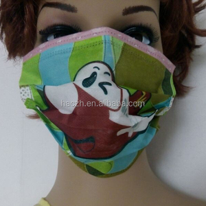 disposable colorful printed face mask ,cartoon face mask . printed surgical mask .