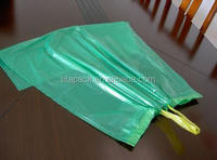 china manufacturer plastic drawstring garbage bag with heavy duty