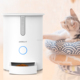 Petwant Automatic Pet Feeder New Wifi App and camera Cat Feeder Smart