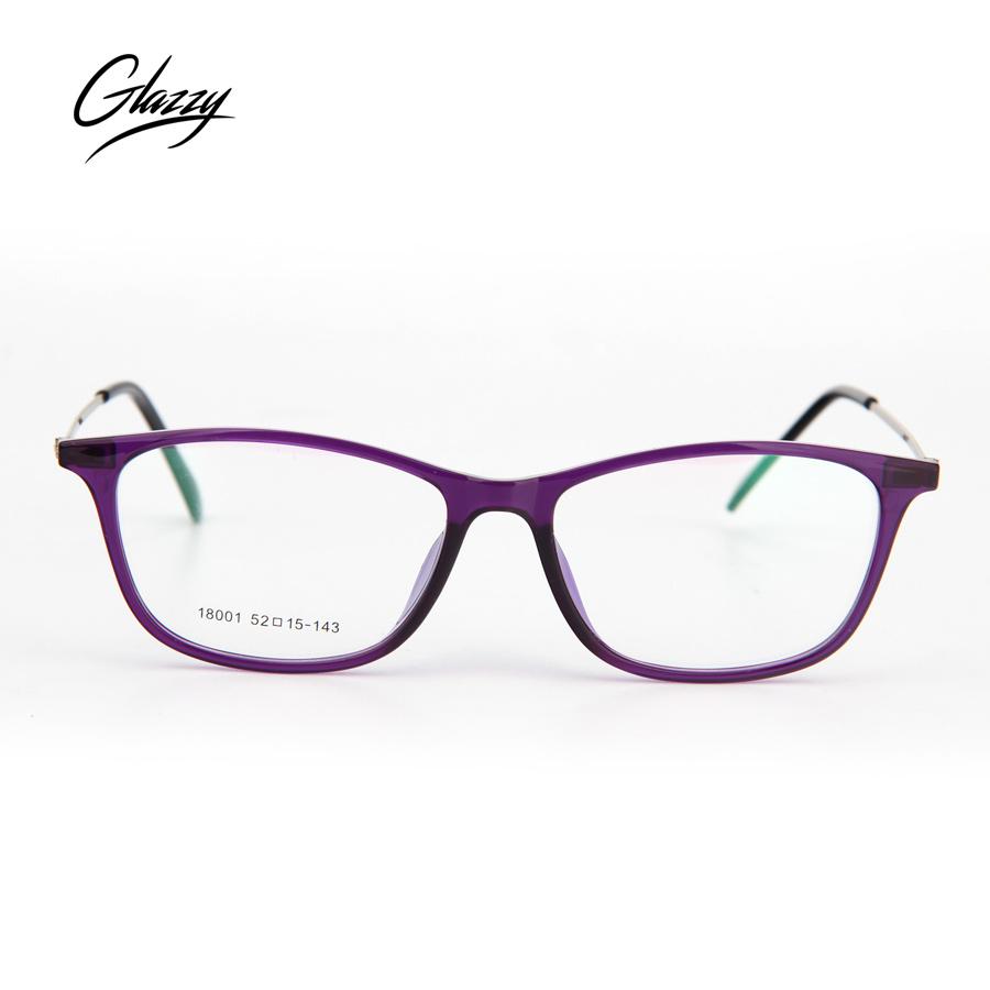 947ae0279517 Glazzy Spectacles Glasses Optical frames Clear Lens Designer EyeGlasses  with New Design Frame