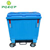 New Product Galvanized Garbage Container With En 840