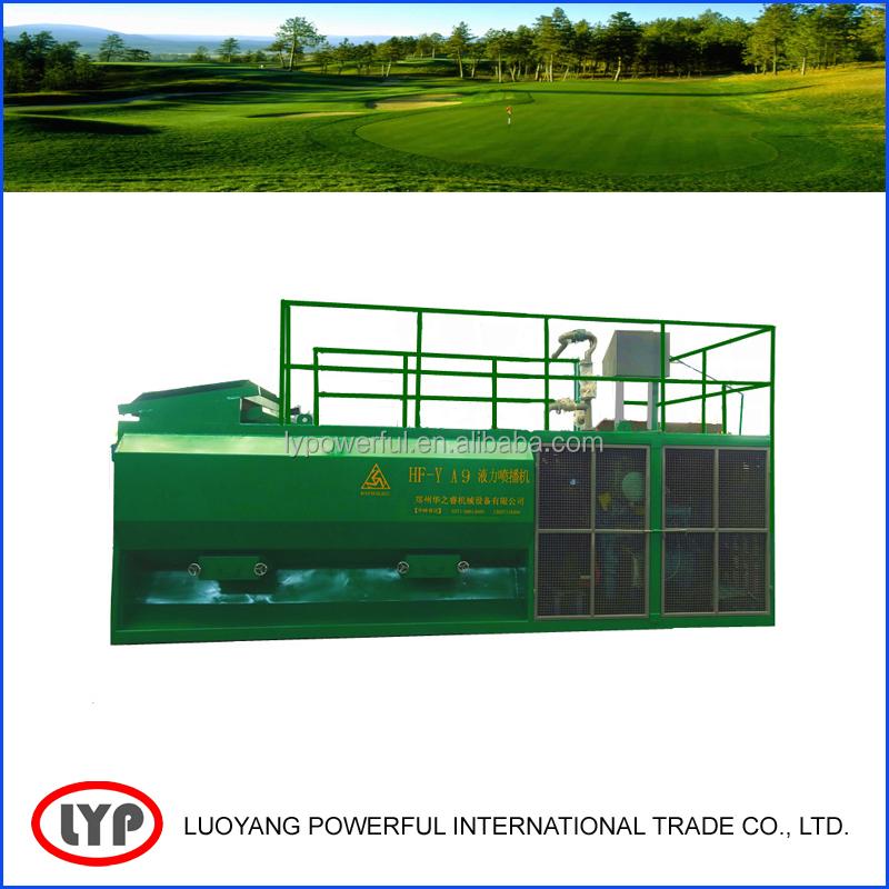 Hidrosembradora para la pulverización de semillas/semillas de césped ...