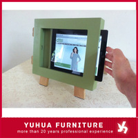 Newest Design Cheap Standing Wooden Ipad Case Frame For Kids