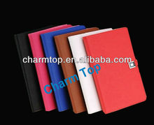 High Quality Folio Leather Case For iPad Mini