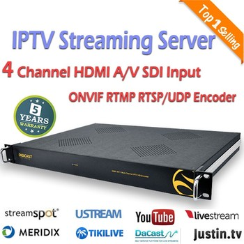 dmb-8811) Iptv Sdi Encoder For Digital Tv Headend With Sdi Input ...