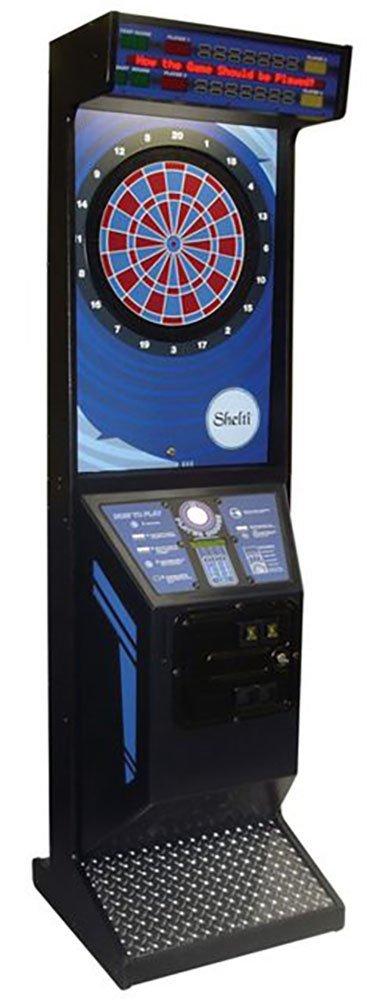 Shelti Eye 2 Coin-Op Electronic Dart Board