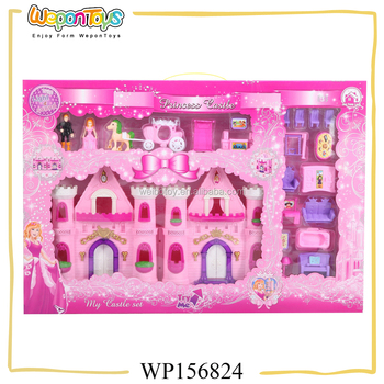 Wholesale Toy Furniture Play Set With Sound And Light Plastic Abs