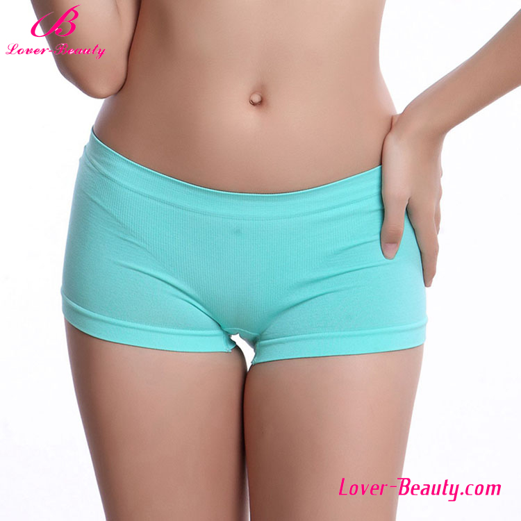 Fast delivery cheap light green fancy sexy ladies shorts
