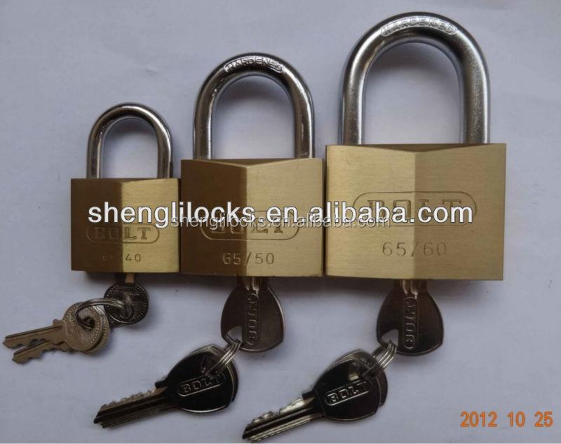 Cheap Shengli Brass Padlock Factory Wholesale Pad Lock Jinhua ...