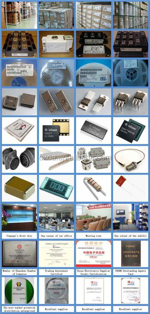 IC electronic components 74LS154