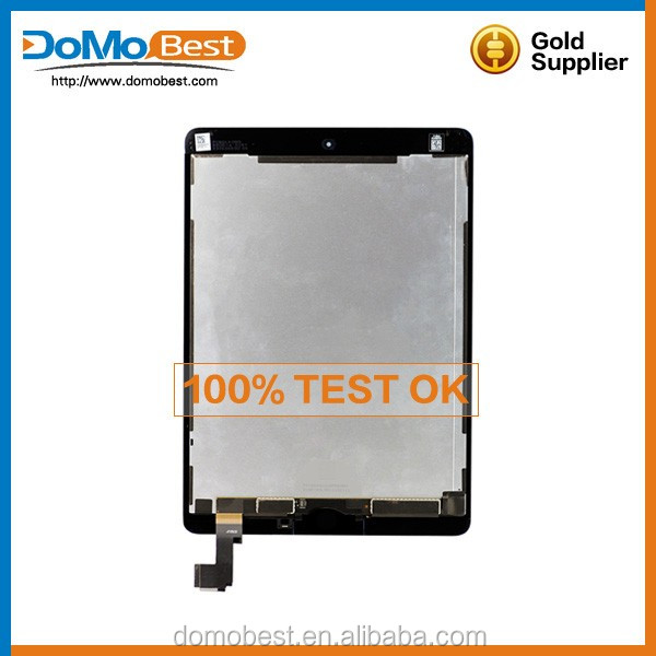 Wholesale Touch Screen For iPad Air 2 LCD Assembly,For iPad Air 2 lcd Computer Touch Digitizer Assembly