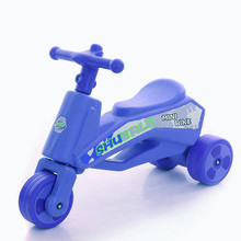 Christmas Gift Child Mini Sliding Tricycle Kid Scooter 3 Wheels Balance Bike For Sale