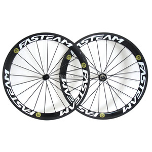 Hot selling!Road bicycle wheels 700c full carbon road bike 50mm Clincher wheels carbon cycling wheelset cheap selling