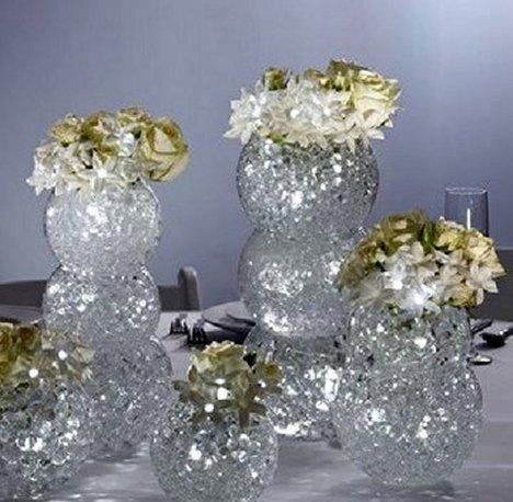 Water Gel Crystals Vase Filler Jelly Balls Water Gel Crystals Vase
