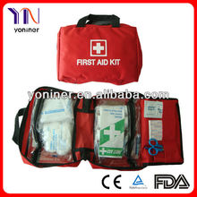Medical first aid kit for car CE approved
