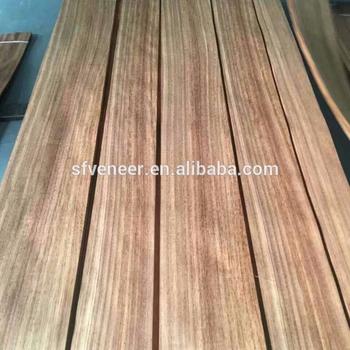 0 5mm Sliced Quartered African Etimoe Natural Wood Veneer Buy Quartered African Etimoe Natural Wood Veneer African Etimoe Veneer Etimoe Veneer